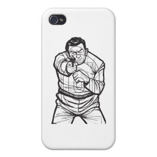 Target Practice Cases For iPhone 4