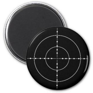 Target Practice Magnet