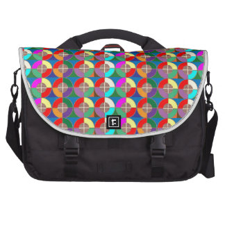 TARGET Practice Symbol Graphic Colorful ART Gifts Commuter Bag