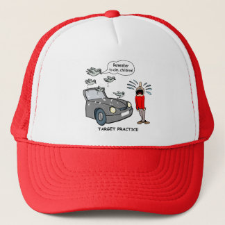 Target Practice Trucker Hat