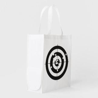 Target Practice Grocery Bag