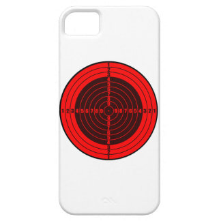 target red iPhone 5 cover