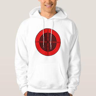 target red hoodie