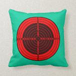 target red throw pillows