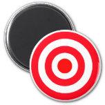 Target Refrigerator Magnet
