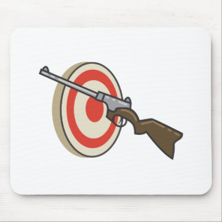 Target Shoot Mouse Pad