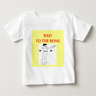 target shooting infant t-shirt