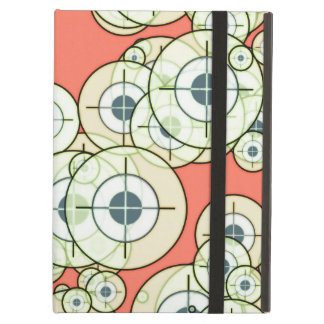 Target sights iPad air cover