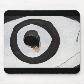 target tears up mouse pad