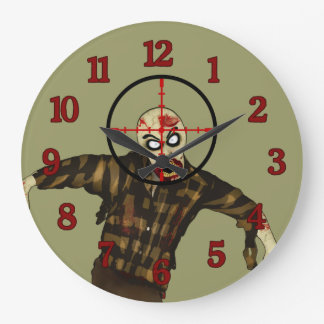 Targeted Zombie Clock