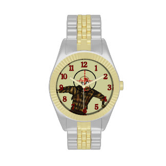Targeted Zombie Watches