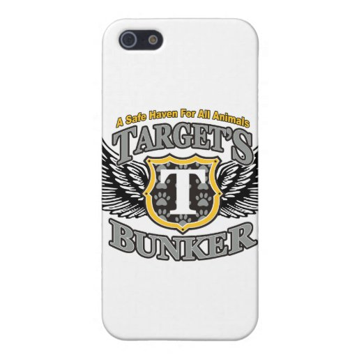 Target's_Bunker_Black_Logo iPhone 5 Cover