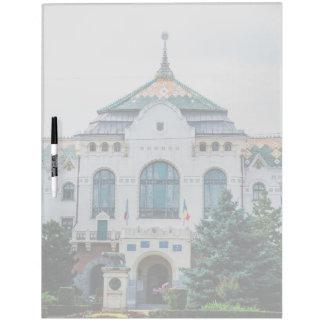 Targu Mures county prefecture Dry Erase White Board