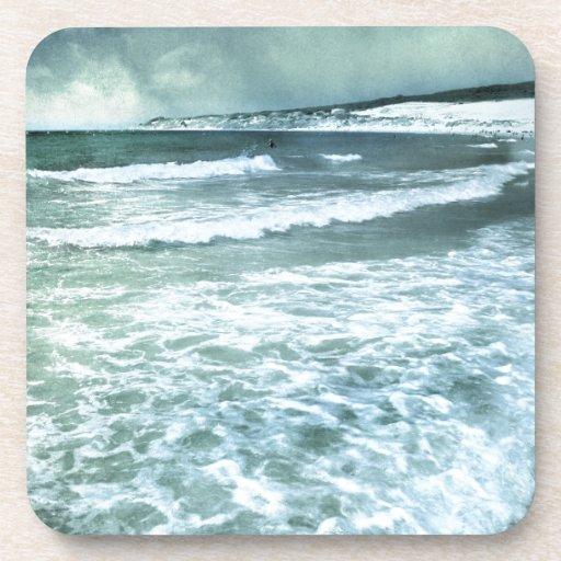 Tarifa beach posavasos