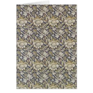 Tarjeta 10 del arte de William Morris