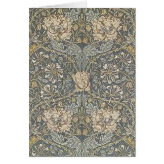 Tarjeta 13 del arte de William Morris
