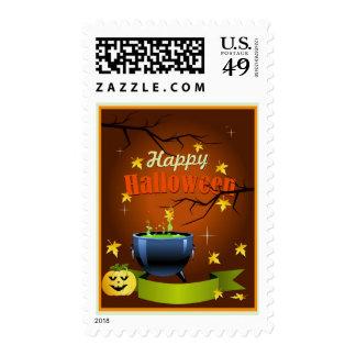 Tarjeta 16.jpg de Halloween Franqueo