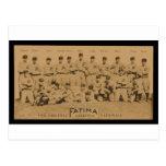 Tarjeta 1913 del tabaco de Fátima de los Philadelp Tarjetas Postales