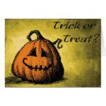Tarjeta 1 de Halloween