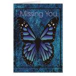 tarjeta #1 de la mariposa