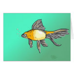 Tarjeta 1 del Goldfish
