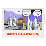 Tarjeta #3 de Halloween