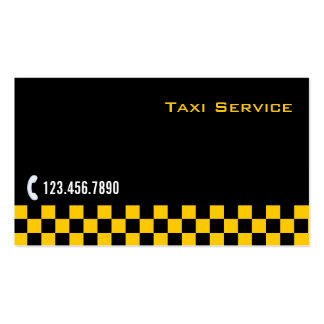 Tarjeta a cuadros de la empresa de servicios del t tarjetas de visita