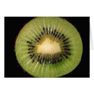 Tarjeta adaptable de la Todo-Ocasión del kiwi