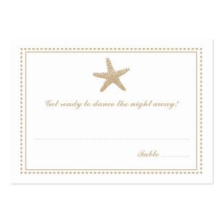 Tarjeta agraciada del acompañamiento de las tarjetas de visita grandes
