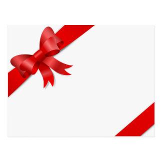 Tarjeta Amola rojo