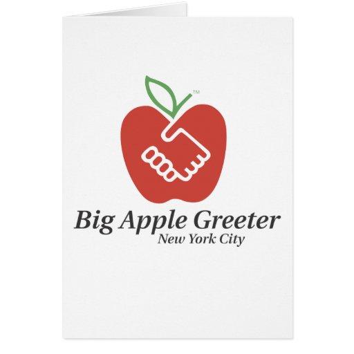 Tarjeta Big Apple Greeter, Inc.