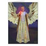 Tarjeta curativa del ángel 05