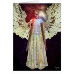 Tarjeta curativa del ángel 07