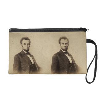 Tarjeta de Abraham Lincoln Stereoview