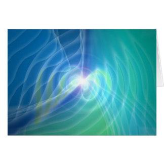 tarjeta de acción consciente