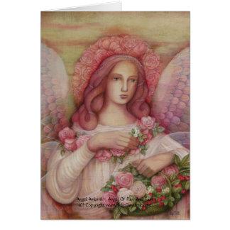 Tarjeta de Ambriel del ángel