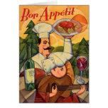 Tarjeta de Apptit del Bon