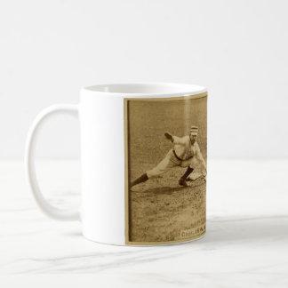 Tarjeta de béisbol 1887 taza clásica