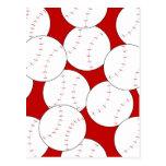 Tarjeta de béisbol tarjetas postales