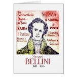 Tarjeta de Bellini