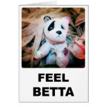 Tarjeta de Betta de la sensación