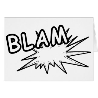 Tarjeta de Blam