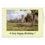 Tarjeta de cumpleaños - Arrumage-en--Wold