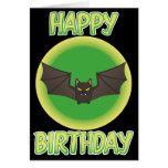 Tarjeta de cumpleaños Bonkers del palo