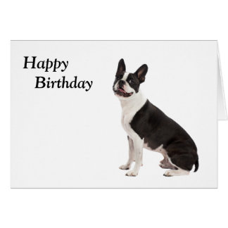 Tarjeta de cumpleaños de encargo de la foto del pe
