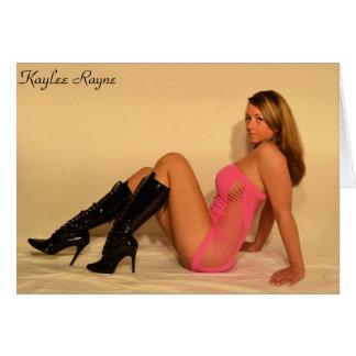 Tarjeta de cumpleaños de Kaylee Rayne- 06