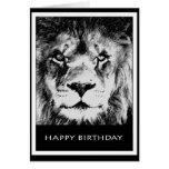 Tarjeta de cumpleaños de Leo II
