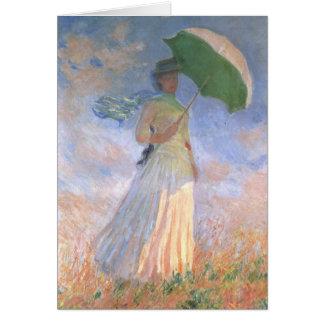 Tarjeta de cumpleaños de Monet