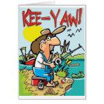 tarjeta de cumpleaños del kee-desvío