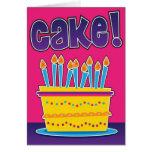 ¡Tarjeta de cumpleaños divertida para el hombre o